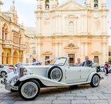 Vintage Weddings / Wedding Planner Malta - Wedding Planning - Wedding Decorations - Vintage Wedding - Vintage Car - Wedding Trends