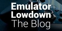 The EmulatorLowdown Blog / Stay up to date with the latest from the EmulatorLowdown Blog, but remember we don't post EVERYTHING in here