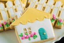 Real Estate Food / Real estate cookies, cakes and fun! To be added, message me.