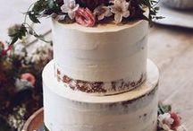 WEDDING - CAKES