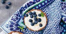 Summer-Food ☀️ / Egal ob leichte Küchlein, fruchtige Desserts oder spritzige Drinks, hier finden Sie alles, was im Sommer schmeckt!