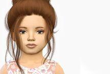 Sims 4 kleren en haren