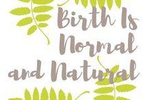 Birth Affirmations / Birth affirmations