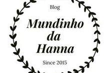 Mundinho da Hanna / Últimas postagens do Mundinho da Hanna diretamente para vocês!