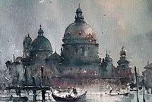 A Venetian Romance... / by Meredith Knight
