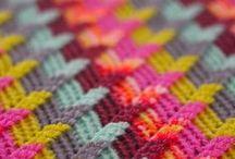 knits & crochet / by Holly Johnson