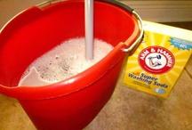 Household / Cleaning Tips / by Chrissy Arnott Burns