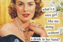 """Midnight Margaritas... / """"You put de lime in de coconut..you drink em bot up..""""  / by Meredith Knight"""