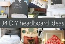 Craft Ideas: Bedroom / by Brandi Moore