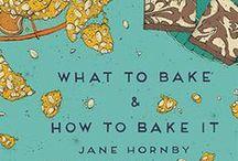 Breads + Baking / by Alex
