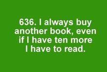 Books: Books, Books, Books, and More Books / by Brandi Moore