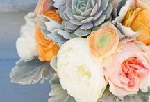 Wedding Inspiration: Bouquets / by Chelsey Somohano