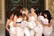 Wedding Inspiration: Bridal Parties / by Chelsey Somohano