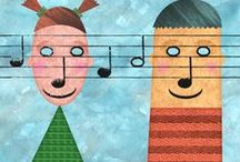 Music and Movement / Singing, dancing, and making music with young children! #music #ece