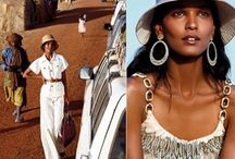 Safari and Tribal / Inspired by the wild and colorful Africa / by Mysmallwardrobe.com