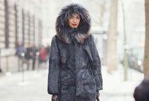 Warm with Fur / by Mysmallwardrobe.com