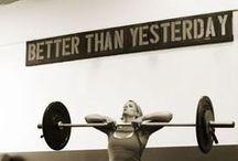 Move! / CrossFit, running, tae kwon do, yoga, jiu jitsu, fitness, health