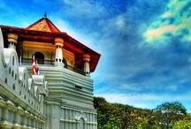 Sri Dalada Maligawa, Temple of the Tooth, Sri Lanka / by Secret Lanka