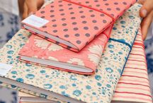 Journals + Sketchbooks + Paper Bits / Moleskine, Art Journals, Sketchbooks, scrapbooks, journals / by Katey Nicosia