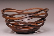 WOOD / Whether a functional piece or merely decorative- objects made from wood are uniquely beautiful. / by Diane Fadden