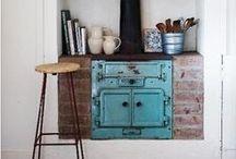 Kitchens / Kitchen design, decoration, and organizing. / by Katey Nicosia