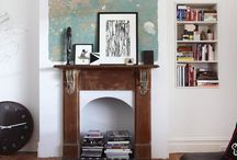 Living Rooms / Living rooms, dens, seating areas / by Katey Nicosia
