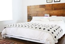 Bedrooms / Bedroom design and decorating.  / by Katey Nicosia