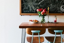 Dining Rooms / Dining Room design and decor / by Katey Nicosia