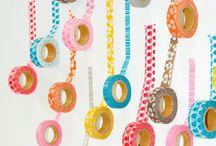 Washi Tape / by Katey Nicosia