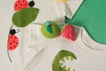 Inspirations for kids - clothing