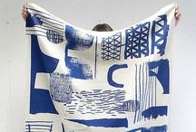Textiles and Linens / Textiles, rugs, blankets / by Katey Nicosia