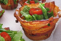 Event Ideas: Bacon Party / by Brandi Moore