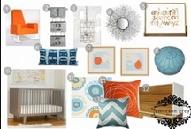 Nursery Ideas / Fun stuff! / by Jennifer Jurek