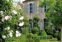 style - maison et jardin / by aga parker