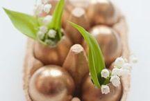 Holiday & Parties - Easter / Some ideas for the Easter Day - Algumas ideias para a Páscoa