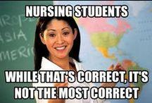 Keep Calm & Nurse On / by Chelsey Somohano