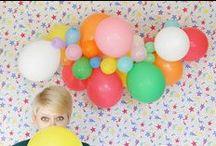 Birthday party / by Katey Nicosia