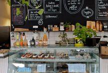 Café/Restaurant/Shops