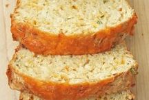 Quick Breads / Great for a gift.  Great for a snack.  Easy to make. Win, win, win.