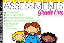 First Grade Necessities / All things 1st Grade