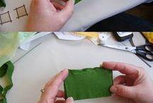 Papierblumen / Origami