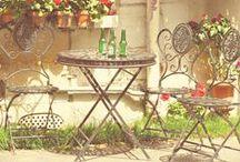Paris*my secret life*printemps / by aga parker