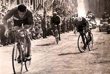 Vintage Cycling - Bygone Eras / Some classic photos of the bygone eras of cycling