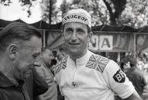 Tom Simpson - Best of British / Lovely photos of the Tom Simpson, the first ever British cyclist to wear the maillot jaune in the Tour de France and who, sadly, rode himself to death on the parched slopes of Mount Ventoux in the Tour of '67.