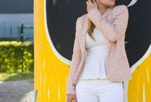 Herbst Mode und Trends / Outfit Inspiration und Tipps im und für den Herbst