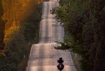 Moto Route 66 USA