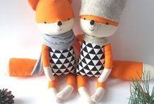 sewn fox