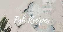 Fish Recipes / For all the fish lovers - this board collects delicious, easy and healthy fish recipes for your lunch and dinners from all around the web.