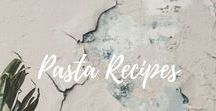 Pasta Recipes / Pasta is not just noodles - it's a whole food culture with a soul of its own. Discover these deliciously different pasta recipes and delight yourself with some new ideas.