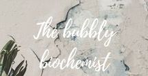 """The bubbly biochemist / Hi! I'm Milly - scientific foodie & go-to gal for all hard facts on nutrition & food chemistry! As a PhD in biochemistry, science is my thing! Here are the articles from my blog category """"The bubbly biochemist"""" on Milly's Melting Pot."""